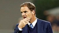 Trenér Interu Milán Frank De Boer.