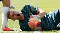 Fotbalisté Arsenalu budou muset dohrát sezonu bez brankáře Bernda Lena.