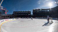Winter Classic v NHL.