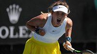 Victoria Jimenézová ovládla juniorské Australian Open.