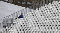 Poloprázdné až opuštěné tribuny při některých méně populárních disciplínách na ZOH pořadatele trápí.