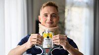 Cyklista Petr Vakoč využil volného času po zranění k rozjezdu vlastního podnikání.