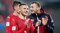 Český reprezentant Pavel Kadeřábek může zatleskat svému trenérovi v německém Hoffenheimu, který byl vyhlášen Koučem roku