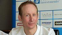 Lukáš Bauer na tiskové konferenci potvrdil, že další reprezentační starty neplánuje.
