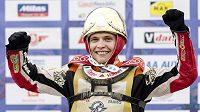 Vítěz Zlaté přilby 2016 Emil Sajfutdinov.
