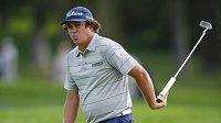 Americký golfista Jason Dufner.