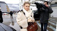 Corinna Schumacherová chodí za manželem do nemocnice každý den.