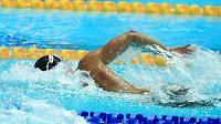 MS v plavání Kwangdžu - Jan Micka