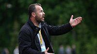Novým trenérem fotbalistů Jablonce se stal Zdenko Frťala (na archivním snímku z 24. května 2015).