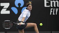 Výhra ve dvou setech. Petra Kvitová si po čtyřech letech zahraje na tenisovém Australian Open třetí kolo.