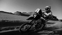 Portugalský motocyklový jezdec Paulo Goncalves zahynul během 7. etapy Rallye Dakar