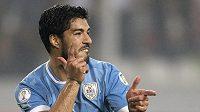 Základní otázka před začátkem skupiny D zní: bude hrát Luis Suárez?