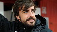 Fernando Alonso už netrpělivě vyhlíží svůj první závod v nové sezóně formule 1.
