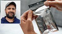Ali Saadeddin odhalil dva falešné PCR testy u dvou hráčů klubu Fortuna 05