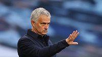Slavný fotbalový kouč José Mourinho.
