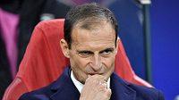 Italský kouč Massimiliano Allegri končí na lavičce Juventusu Turín.