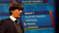 """Podle německého trenéra Joachima Löwa je skupina F """"skupinou smrti""""."""