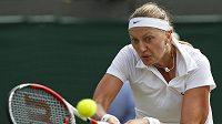 Česká tenistka Petra Kvitová si o osmifinále zahraje s Venus Williamsovou.
