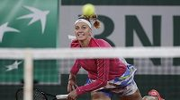 Petra Kvitová úvodní duel na Roland Garros zvládla