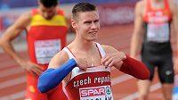 Běžec Pavel Maslák skončil na mítinku Diamantové ligy v Oslo třetí