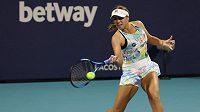 Americká tenistka Sofia Keninová.