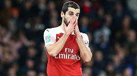 Mchitarjan bude Arsenalu chybět zhruba šest týdnů