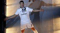 """Opora Realu Madrid Cristiano Ronaldo má podle sportovních marketingových odborníků mezi fotbalisty největší potenciál """"prodejnosti""""."""