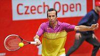 Radek Štěpánek na turnaji Czech Open v Prostějově