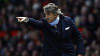 Trenér Roberto Mancini na lavičce City skončil.