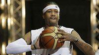 Basketbalová hvězda Allen Iverson.