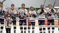 Hokejisté Litoměřic si proti Kadani s chutí zastříleli, vyhráli 14:0.