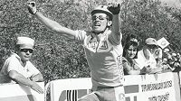 Bývalý litevský cyklista Raimondas Rumšas na archivním snímku.