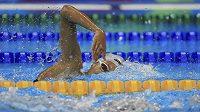 Česká plavkyně Barbora Seemanová skončila na 200 m volný způsob v rozplavbě.
