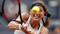 Petra Kvitová patří mezi favoritky nadcházejícího grandslamového French Open.