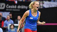 České tenistky vyzvou Kanadu v Prostějově