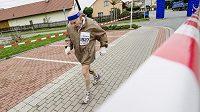 Sedmaosmdesátiletý Jiří Soukup (na snímku) z Hradce Králové se zúčastnil 22. listopadu Sršského maratónu na Pardubicku. Stal se tak nejstarším Čechem, který zvládl maratónskou trať, na níž strávil osm hodin, dvanáct minut a deset vteřin.