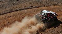 Automobilový jezdec Martin Prokop se na Rallye Dakar posunul do elitní desítky.
