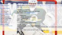 Nevšední inzerát si podal hokejový klub ze Vsetína. Najde za těchto podmínek brankáře?