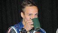 Sdruženář Tomáš Portyk by se v nové sezóně rád prodral i do elitní desítky Světového poháru.