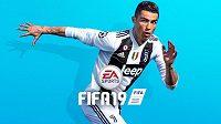 Cristiano Ronaldo v dresu Juventusu byl na přebalu hry FIFA 19. Ve hře FIFA 20 bude italský klub chybět.