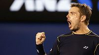Švýcar Stanislas Wawrinka si na Čechy v Davis Cupu věří.