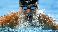 Americký plavec Ryan Lochte