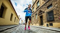 Běhání si oblíbila i Kateřina Neumannová, bývalá česká reprezentantka na lyžích, olympijská vítězka a mistryně světa.