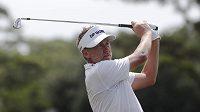 Po bezchybném úvodním kole vedou Angličan Ian Poulter (na snímku) a Američan Mark Hubbard golfový turnaj v Hilton Head