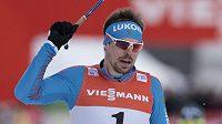 Ruský běžec na lyžích Sergej Usťugov - ilustrační foto.