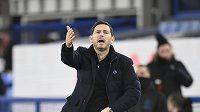 Trenér Chelsea Frank Lampard nevěří, že by jeho tým měl v současné době na titul.