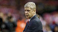 Trenér Arsenalu Arséne Wenger.