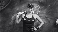 Tenistka Andrea Hlaváčková na archivním snímku.