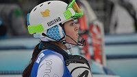 Slalomářka Kateřina Pauláthová.