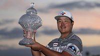 Korejec Im Song-če vyhrál golfový turnaj The Honda Classic série PGA Tour v Palm Beach Gardens.